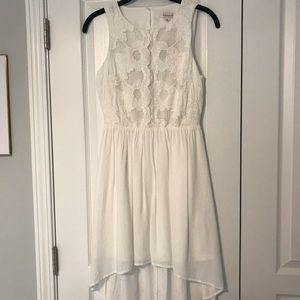 Francesca's High Low Dress